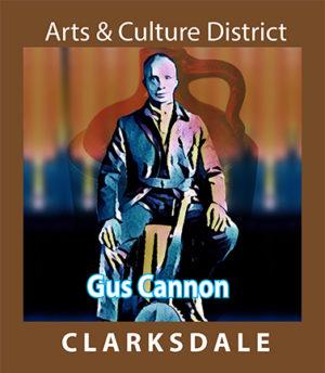 Jug band musician and bluesman, Gus Cannon.