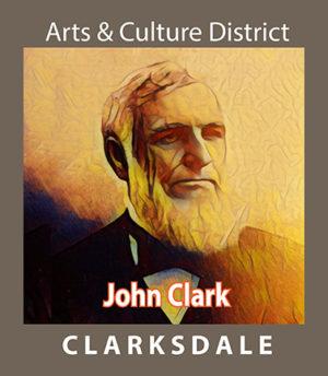 Clarksdale founder, John Clark.