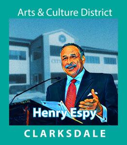 Former Clarksdale Mayor, Henry Espy.