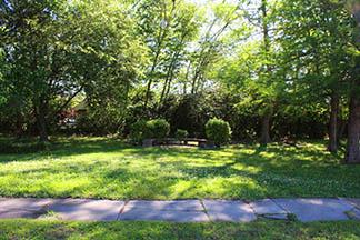 John Clark Centennial Park, Clarksdale, MS.