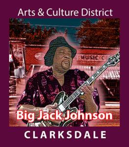 Reds Lounge based bluesman, Big Jack Johnson.