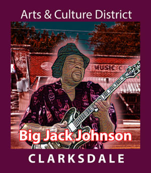 Reds Lounge based bluesman, Big Jack Johnson.