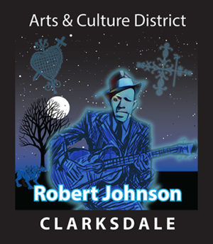 Mississippi Delta bluesman, Robert Johnson.