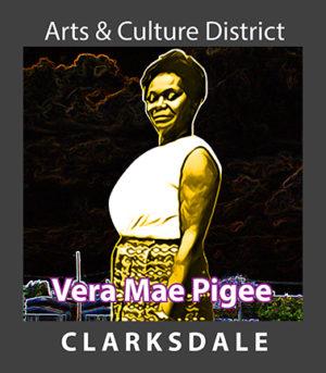Civil Rights leader, Vera Mae Pigee.