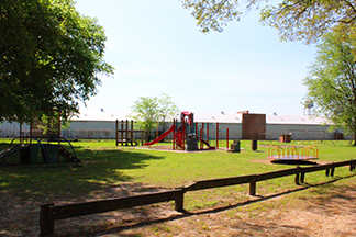 Renaldo Field childrens playgound, Clarksdale, Mississippi