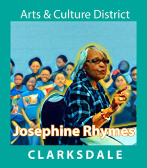 Clarksdale youth development educator, Josephine Rhymes.