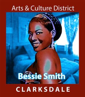 Blues legend, Bessie Smith