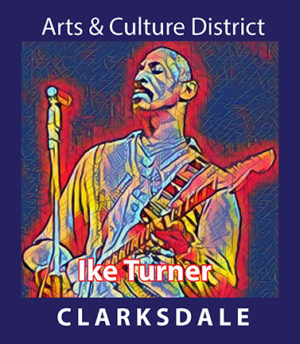 Clarksdale musician, Ike Turner.