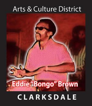 """Eddie """"Bongo"""" Brown"""