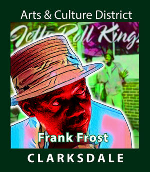 Jelly Roll Kings founding member, Frank Frost.