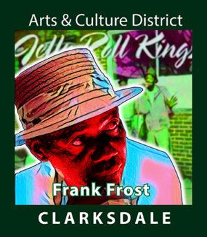 Jelly Roll Kings founding member, Frank Frost.