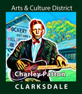 Preeminent Delta Blues pioneer, Charley Patton.