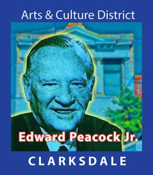 Clarksdale business leader, Edward Peacock, Jr.