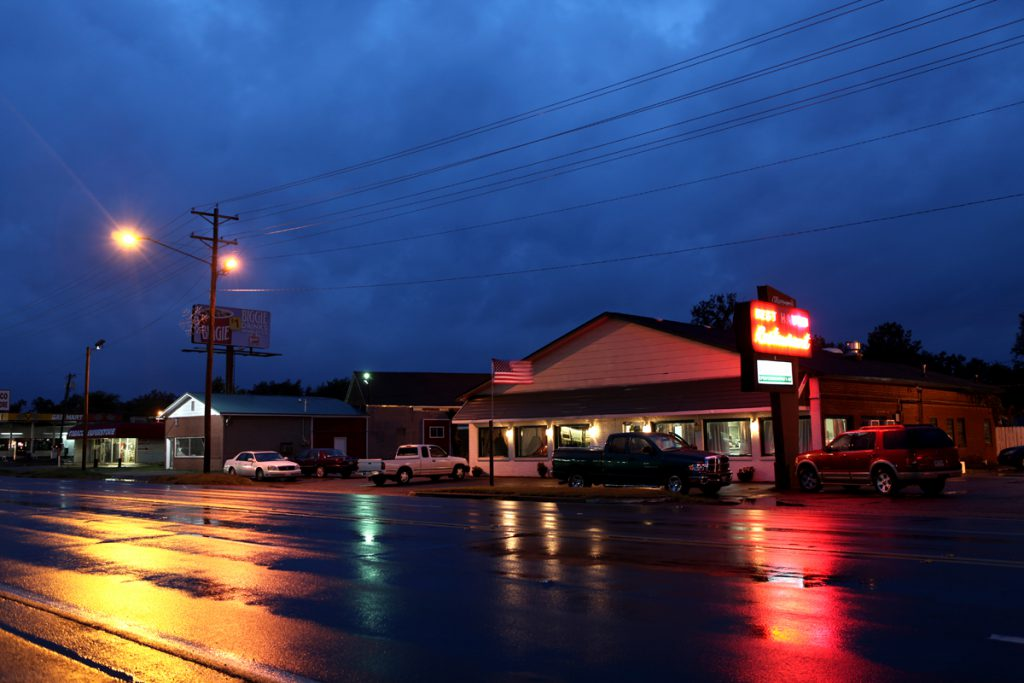 The Other Crossroads, a Clarksdale photo story by Deborah Hammond.