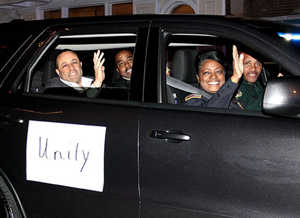 Clarksdale Christmas Parade 2020 mayor chief sheriff   City of Clarksdale | Official Site