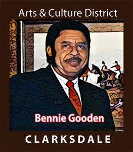 Clarksdale business and civil rights leader, Bennie Gooden.