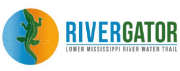 Rivergator logo